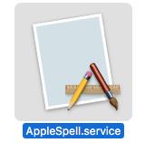 AppleSpell.service