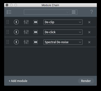 module chain